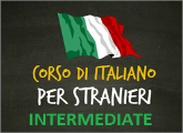 Italiano per stranieri intermedio